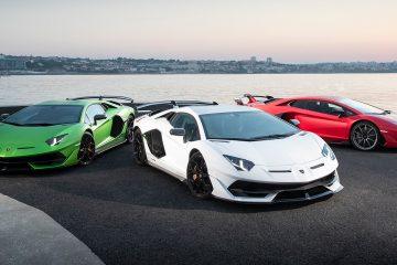 Lamborghini atribui maior importância ao comportamento dinâmico nos novos modelos! 18