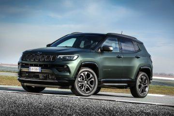 Novo Jeep Compass disponível a partir de maio 14