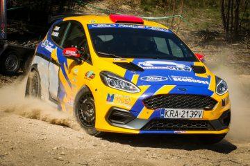 Daniel Nunes/Nuno Mota Ribeiro em estreia absoluta com o Ford Fiesta Rally3 em Portugal 84