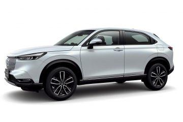 Honda HR-V Hybrid integra a tecnologia avançada híbrida de dois motores da marca 20