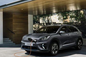 Kia e-Niro Van: crossover comercial elétrico em exclusivo português 30