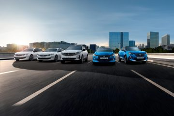 PEUGEOT liderou o mercado automóvel português no primeiro trimestre do ano 57