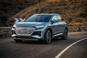 Audi Q4 e-tron e Q4 e-tron Sportback já têm preços em Portugal (vídeos) 33