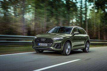 Audi Q5 com um novo visual e mais equipado (vídeo) 25