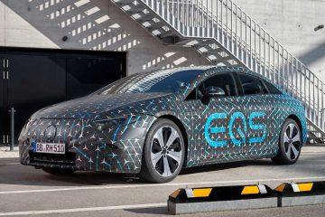 Novo EQS: paixão pela mobilidade elétrica 36