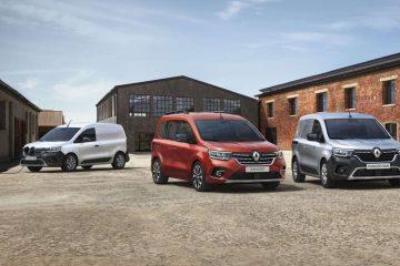 Renault apresenta nova gama de veículos comerciais ligeiros e novidades para a mobilidade 13
