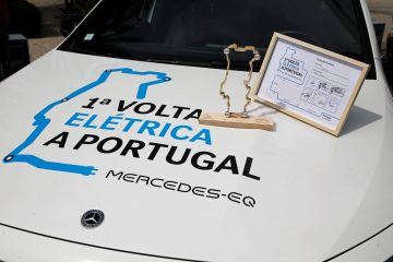 1ª Volta Elétrica a Portugal - O futuro chegou 31