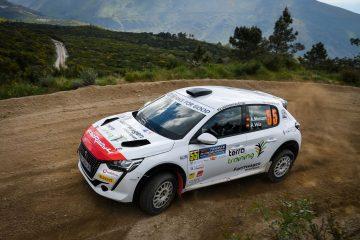 17 Peugeot 208 RALLY4 perfilados para vencer a jornada Portuguesa do WRC 46