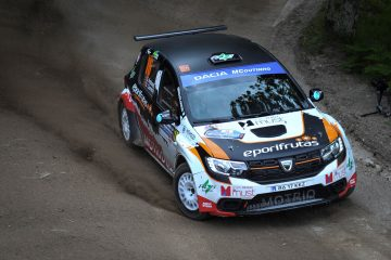 Gil Antunes melhor Rally2 Kit no Rali Terras D'Aboboreira 29