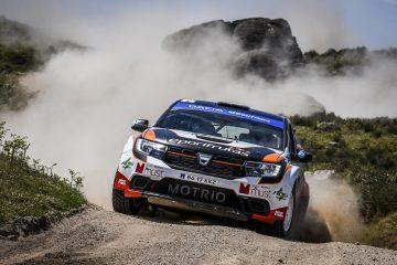 Gil Antunes estreia-se em asfalto no Rallye das Camélias 28