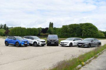Peugeot eletrifica a mobilidade no torneio Roland-Garros 2021 40