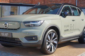 Primeiro modelo 100% elétrico da Volvo já chegou a Portugal e nós já conduzimos! 22