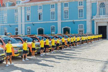 ISN com o maior contingente de sempre de veículos para a segurança das praias portuguesas 22