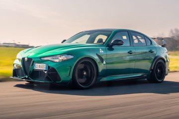 """Giulia GTA """"incendeia"""" o Goodwood Festival of Speed 2021 17"""