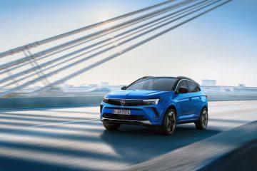 Novo Opel Grandland: 'design' marcante, posto de condução digital e tecnologia avançada 26