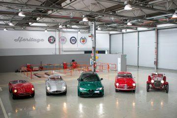 """Alfa Romeo reina na 39.ª edição histórica das """"1000 Miglia"""" 36"""