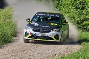 Sucesso na estreia da ADAC Opel e-Rally Cup com os elétricos Opel Corsa-e (video) 23