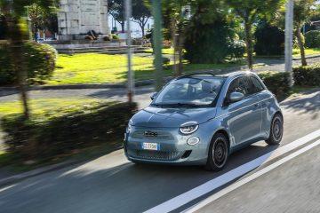 FIAT com gama exclusivamente elétrica até 2030! 20