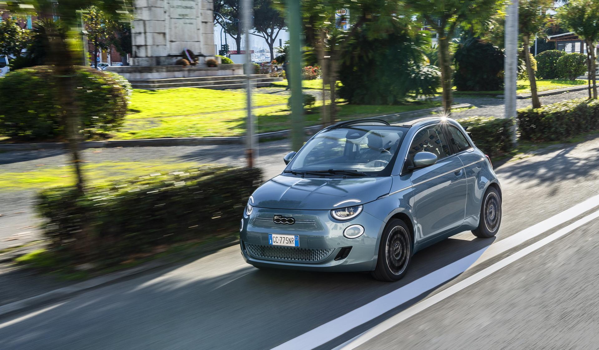 Fiat distingue os melhores condutores europeus do Novo 500 15