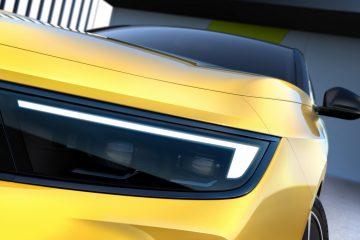 Opel dá um primeiro vislumbre do futuro Astra 32