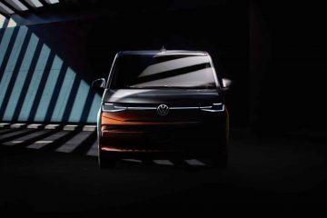 Volkswagen vai lançar o novo Multivan na versão e-Hybrid 21