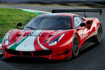 Ferrari e AF Corse juntos no Hipercarro para Le Mans! 14
