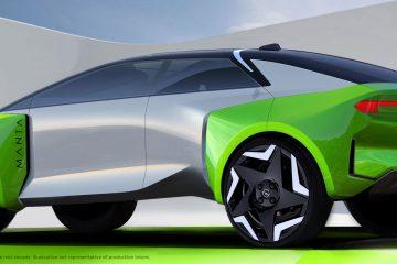 Opel torna-se 100% elétrica, entra no mercado chinês e lança o Manta-e (video) 21