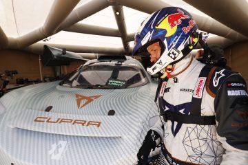 Mattias Ekström abre as portas do paddock da equipa ABT CUPRA XE (vídeo) 18