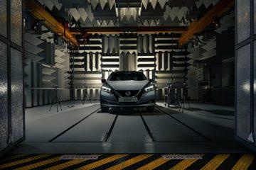 """A Nissan introduz o """"Canto"""" no novo LEAF MY21 (video) 25"""