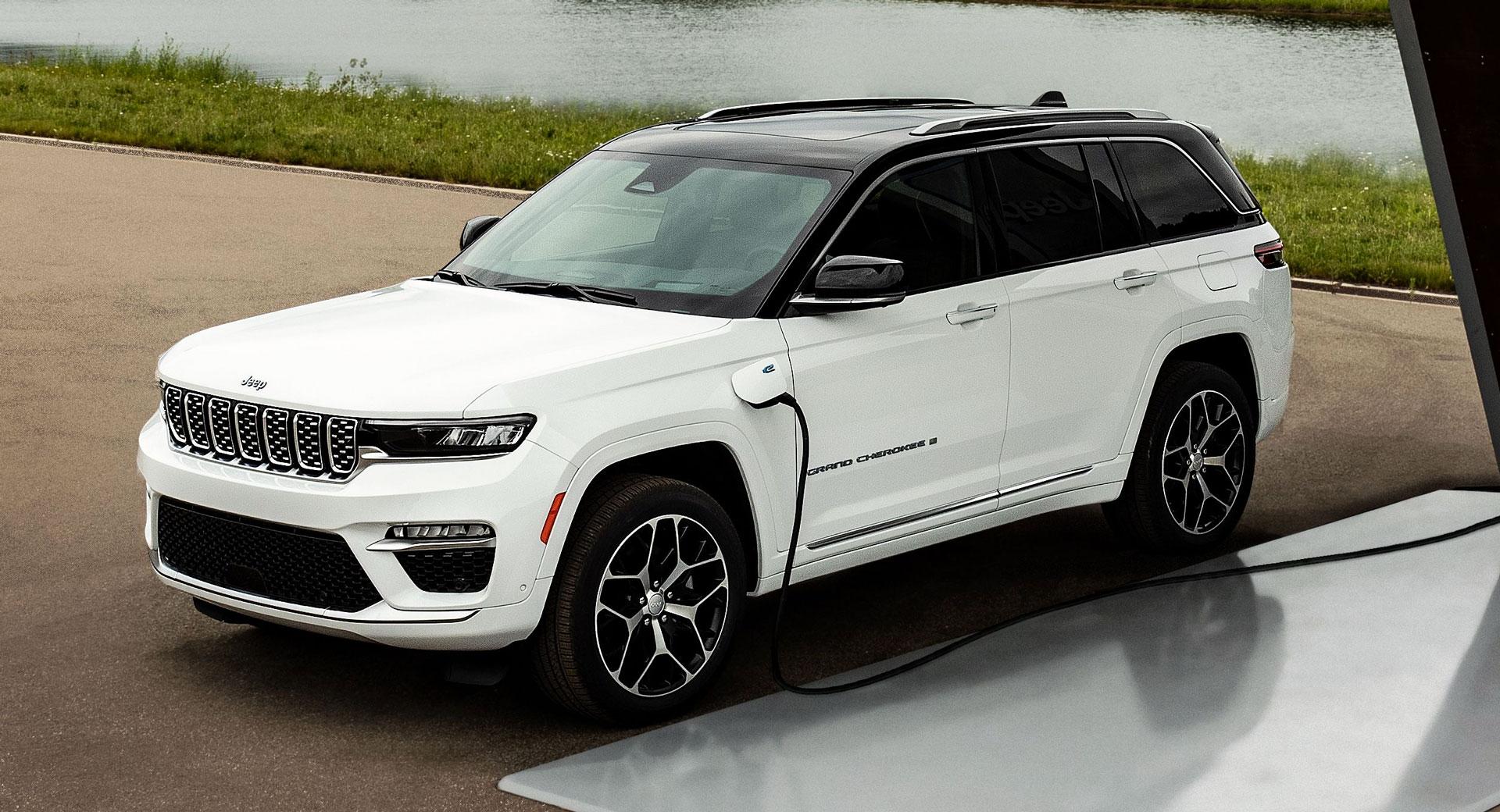 Novo Jeep Grand Cherokee 4xe 2022
