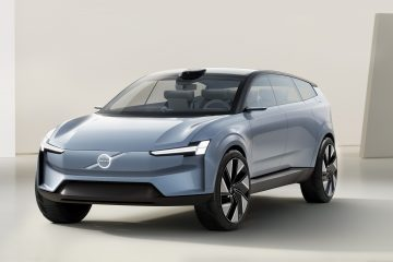 Volvo Concept Recharge (video) 24