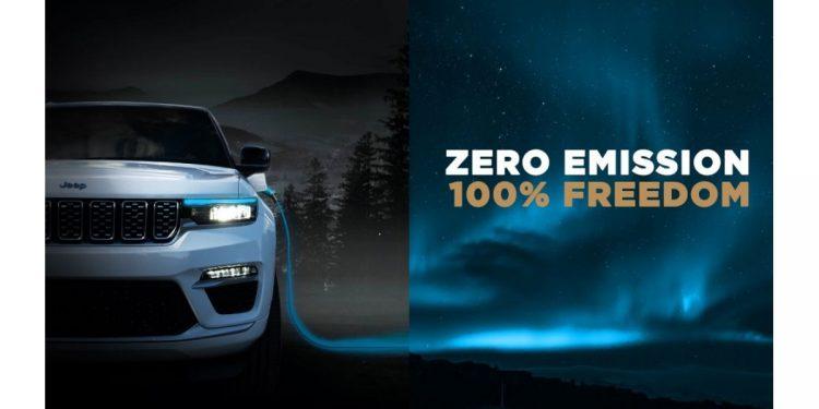 Jeep desvenda as primeiras imagens do novo Jeep Grand Cherokee 4xe 2022 13