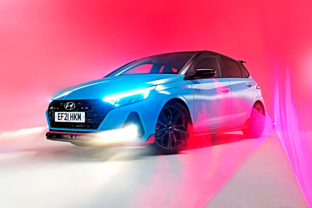 """Hyundai distinguida com seis prémios e IONIQ 5 eleito """"Car of the Year 2021"""" 18"""