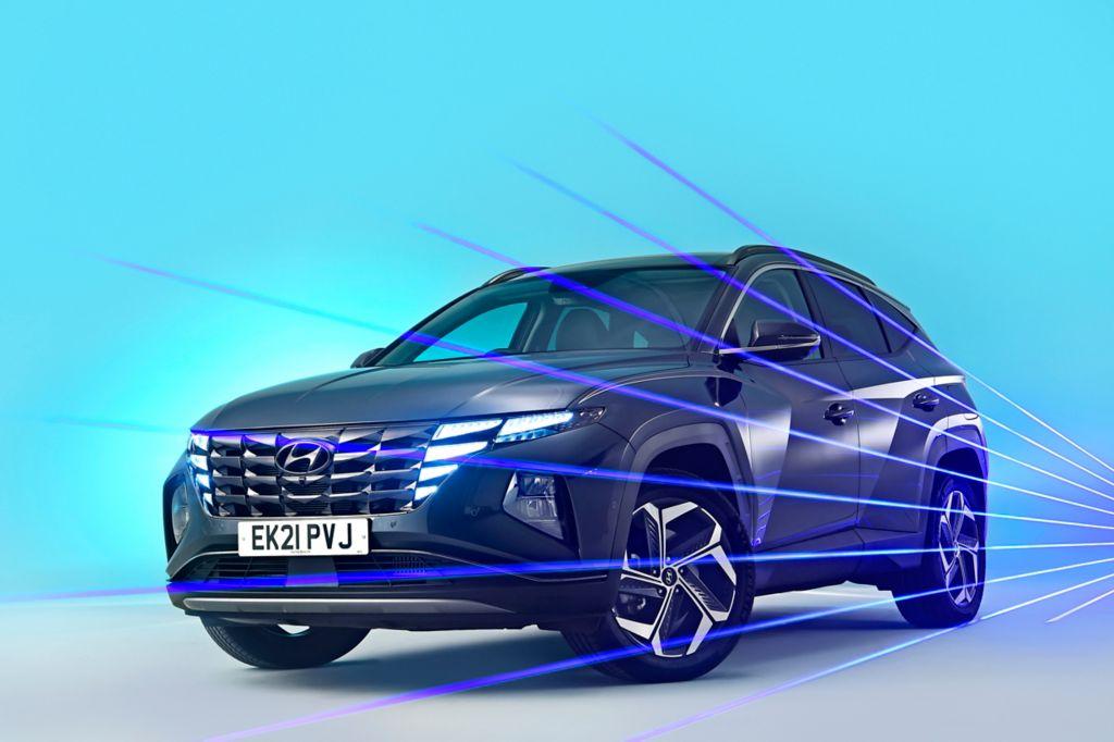 """Hyundai distinguida com seis prémios e IONIQ 5 eleito """"Car of the Year 2021"""" 17"""