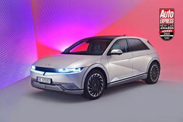 """Hyundai distinguida com seis prémios e IONIQ 5 eleito """"Car of the Year 2021"""" 20"""