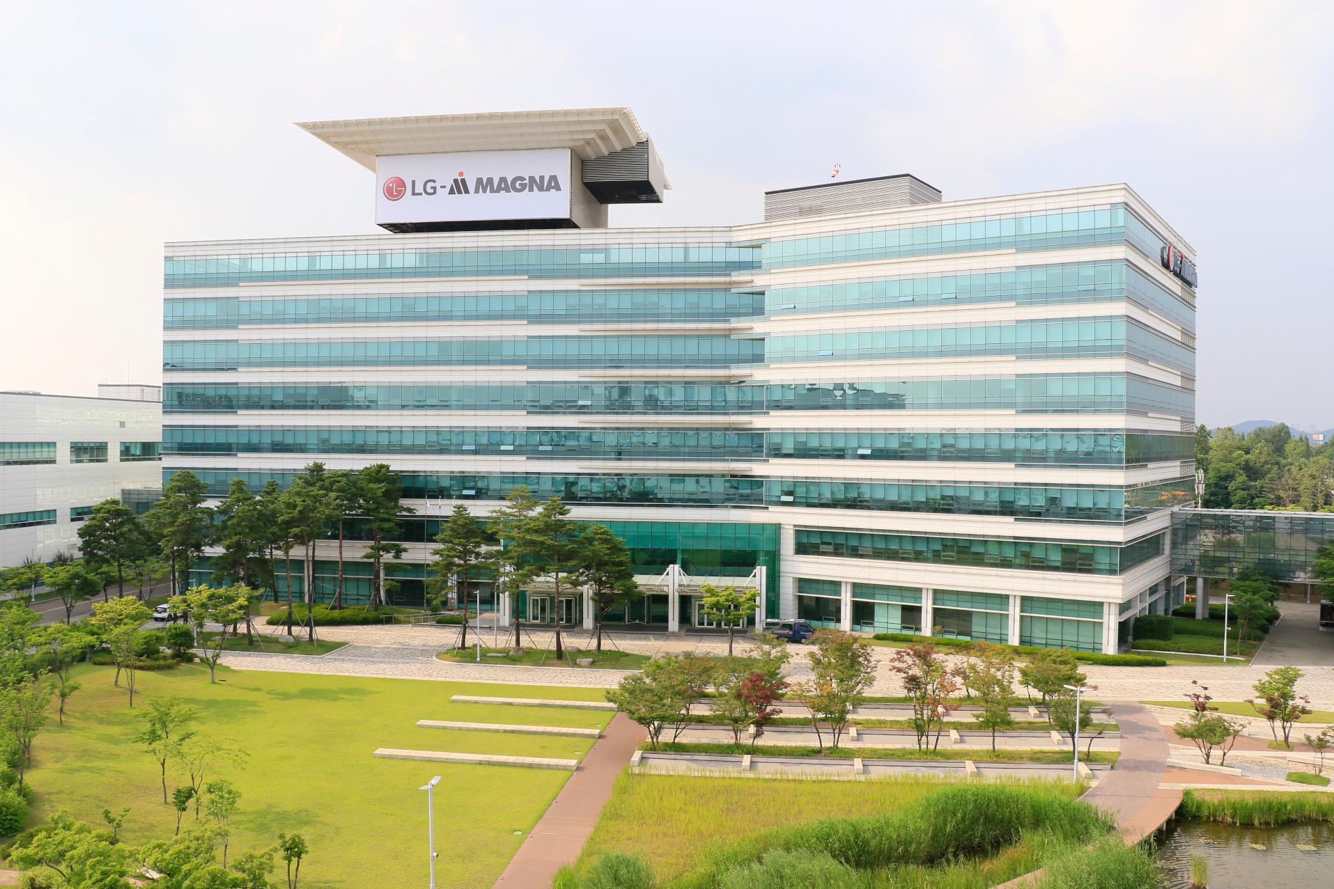 LG e Magna assinam acordo de joint venture e anunciam equipa de liderança 13