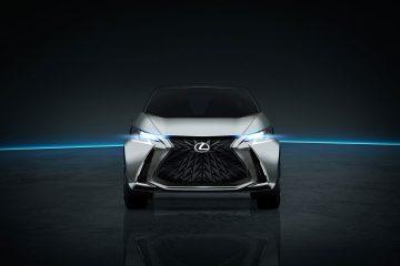 Lexus pode estar a desenvolver SUV de entrada de gama com base no Yaris Cross? 2