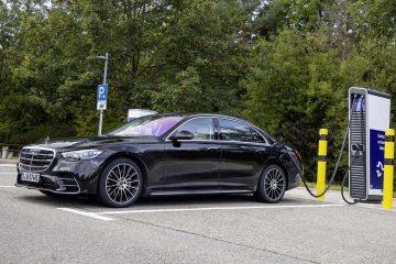 Preços indicativos de comercialização do novo Mercedes-Benz Classe S plug-in hybrid 20