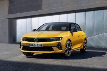 Novo Opel Astra: confiante, eletrificado e eficiente 20