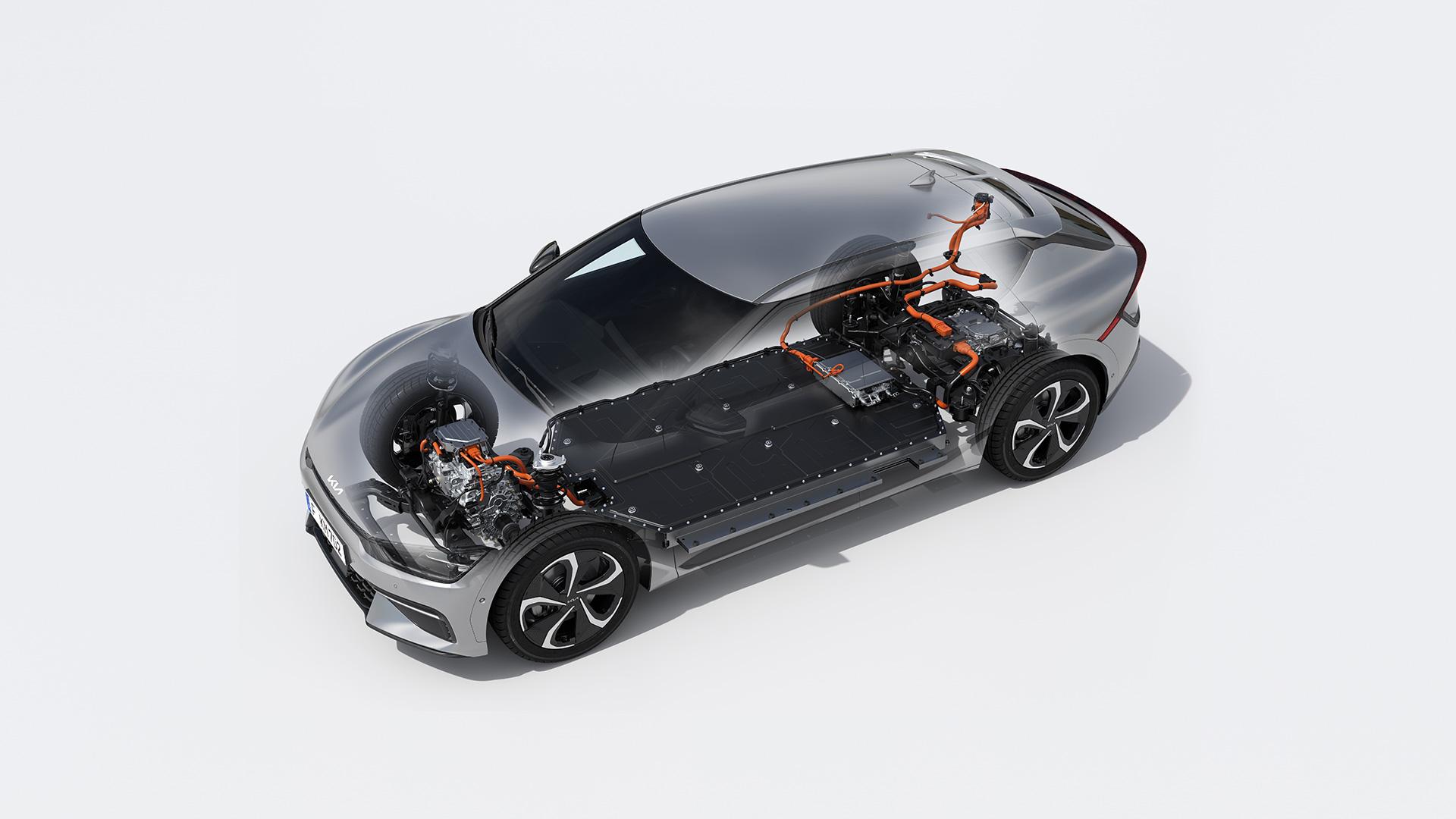 Kia EV6 reinventa a experiência de propriedade dos automóveis elétricos 18