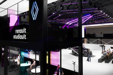 Estreia mundial para a Renault no salão de Munique AA 2021 14