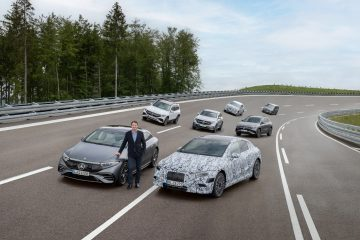 Mercedes-Benz prepara-se para o futuro elétrico 27