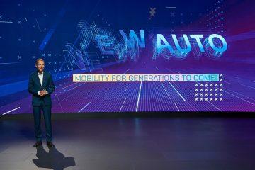 Grupo Volkswagen está pronto para liderar o mundo da mobilidade autónoma elétrica 16