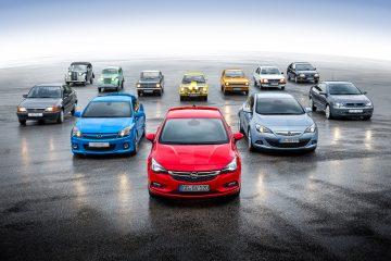 Opel Kadett e Astra 85 anos de história 19