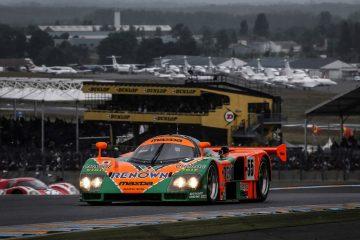 30º aniversário da vitória da Mazda nas 24 Horas de Le Mans de 1991(vídeo) 17