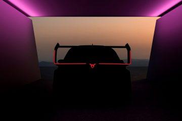 CUPRA revela o futuro automóvel urbano da marca CUPRA UrbanRebel Concept (vídeo) 23