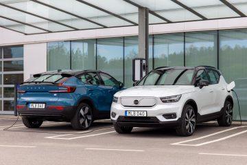 Volvo Cars desenvolve estação de carregamento elétrico rápido 29