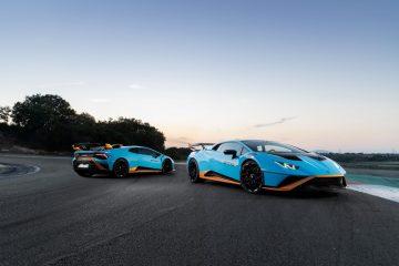Da pista para a estrada: o Lamborghini Huracán STO marca presença no Algarve Summer Tour (vídeos) 20