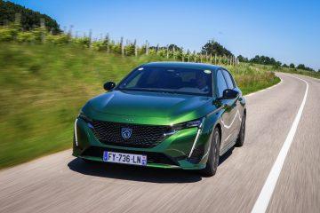 Peugeot anuncia a abertura das encomendas do novo 308 berlina 18