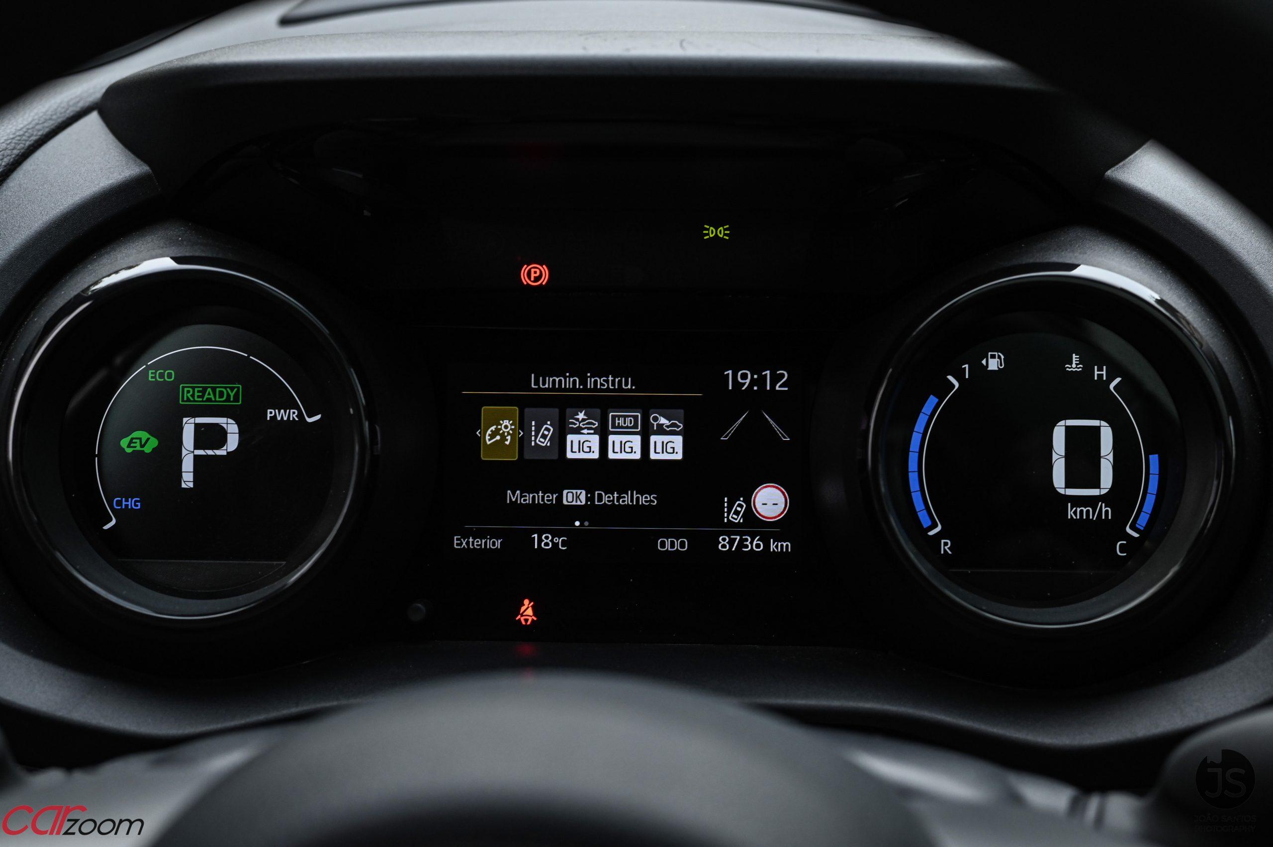 TOYOTA YARIS PREMIER EDITION 1.5 Hybrid: Um híbrido com alma! 30